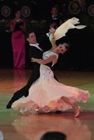 Craig Shaw & Evgeniya Shaw at Blackpool Dance Festival 2011