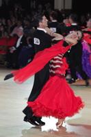 Craig Shaw & Evgeniya Shaw at Blackpool Dance Festival 2012
