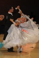 Marco Lustri & Alessia Radicchio at UK Open 2012