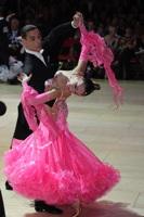 Marco Lustri & Alessia Radicchio at Blackpool Dance Festival 2012