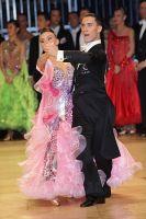 Marco Lustri & Alessia Radicchio at UK Open 2010