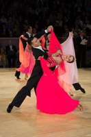 Victor Fung & Anna Mikhed at International Championships 2005