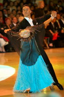 Victor Fung & Anna Mikhed at Blackpool Dance Festival 2006