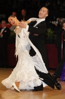 Victor Fung & Anna Mikhed at International Championships 2009
