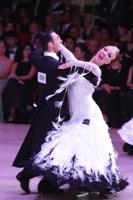 Eldar Dzhafarov & Anna Sazina at