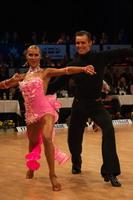 Dmytro Vlokh & Olga Urumova at Czech Dance Open 2005