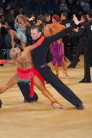 Dmytro Vlokh & Olga Urumova at UK Open 2006