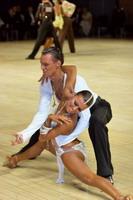 Dmytro Vlokh & Olga Urumova at UK Open 2007