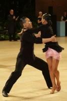 Kim Minje & Han Hyebin at UK Open 2019