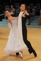 Tomasz Papkala & Frantsiska Yordanova at UK Open 2011