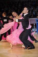 Tomasz Papkala & Frantsiska Yordanova at International Championships 2009