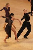Artem Balashov & Valeryya Tykhopoeva at Blackpool Dance Festival 2018