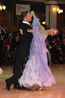 Ivo Lodesani & Cathrin Hissnauer at Blackpool Dance Festival 2011