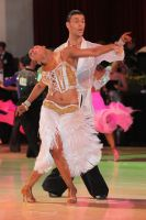 Manuel Favilla & Victoria Burke at Blackpool Dance Festival 2011