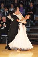 Cui Xiang & Yang Zhi Ting at UK Open 2012