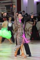 Melvin Tan & Sharon Tan at Blackpool Dance Festival 2012