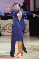 Yegor Novikov & Yana Blinova at Blackpool Dance Festival 2012