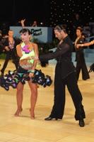 Michele Prioletti & Julia Polai at UK Open 2012