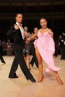 Dmytro Vlokh & Viktoriya Kharchenko at International Championships 2011