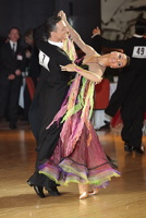 Benedetto Ferruggia & Claudia Köhler at Crystal Palace Cup 2011