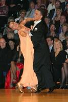 Benedetto Ferruggia & Claudia Köhler at UK Open 2005
