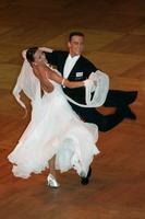 Benedetto Ferruggia & Claudia Köhler at Blackpool Dance Festival 2005