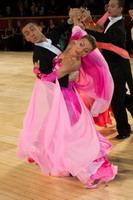 Benedetto Ferruggia & Claudia Köhler at International Championships 2005