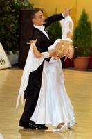 Benedetto Ferruggia & Claudia Köhler at 5. Tisza Part Open 2006