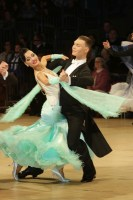 Ilya Golovchenko & Kristina Bogoslavskaya at UK Open 2019