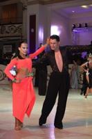 Pawel Tekiela & Aleksandra Konstantinova at Blackpool Dance Festival 2012