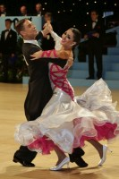 Angelo Gaetano & Clarissa Morelli at UK Open 2019