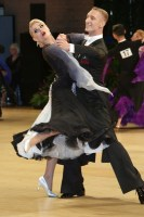 Marko Ilich & Yuliya Kovtunova at UK Open 2019
