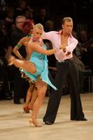 Jesper Birkehoj & Anna Anastasiya Kravchenko at UK Open 2006