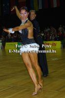 Jesper Birkehoj & Anna Anastasiya Kravchenko at Austrian Open Championships 2003