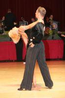 Jesper Birkehoj & Anna Anastasiya Kravchenko at Blackpool Dance Festival 2009