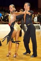 Ivan Bocharov & Josefina Ortova at Austrian Open Championships 2006
