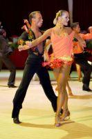 Ivan Bocharov & Josefina Ortova at Blackpool Dance Festival 2007