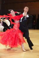 Angelo Madonia & Antonella Decarolis at UK Open 2012