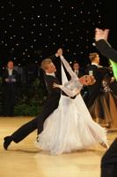 Alex Freyr Gunnarsson & Liis End at UK Open 2012