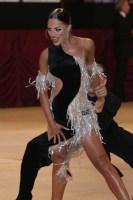 Svyatoslav Gerasimov & Anastasiya Zakharchuk at Blackpool Dance Festival 2018