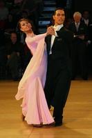Simone Segatori & Annette Sudol at UK Open 2005