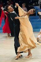Simone Segatori & Annette Sudol at UK Open 2006