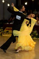 Simone Segatori & Annette Sudol at 6th Tisza-Part Open