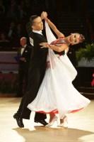 Jim Chen & Anita Chen at International Championships