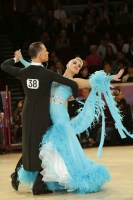 Jack Beale & Natalia Siyanko at International Championships