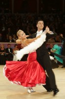 Stephen Arnold & Yasmin Priestnall at International Championships