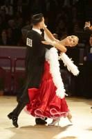 Stephen Arnold & Yasmin Priestnall at International Championships