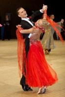 Nikolai Darin & Ekaterina Fedotkina at UK Open 2008