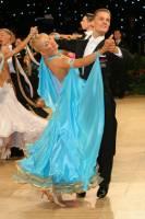 Nikolai Darin & Ekaterina Fedotkina at UK Open 2009
