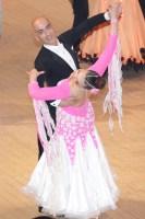 Rosario Costanzo & Anna Molteni at Blackpool Dance Festival 2018